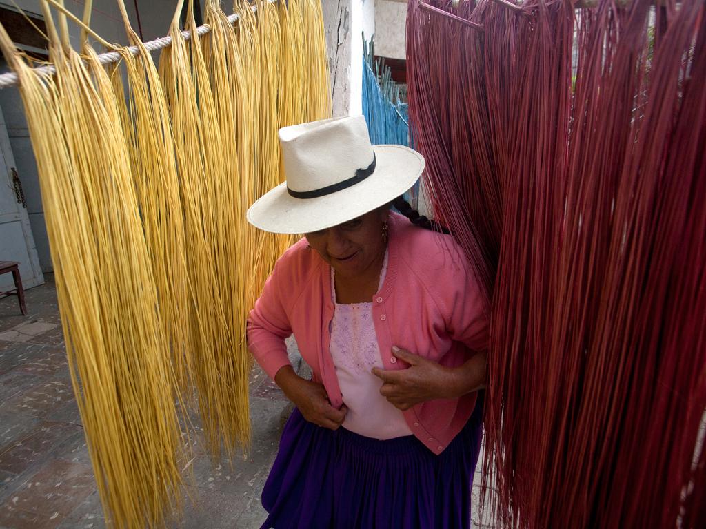 Cuenca - Sigsig - Sombreros