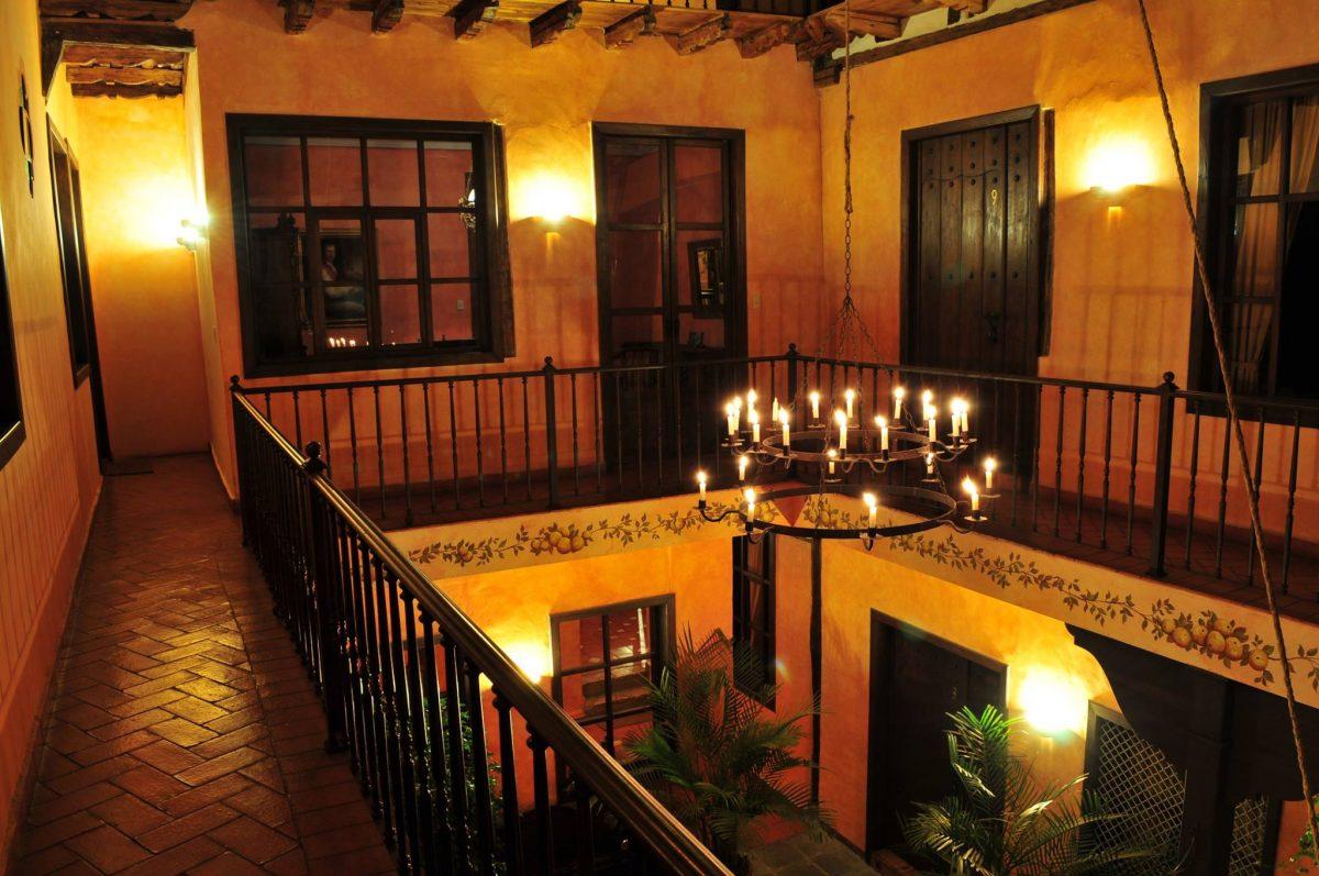 Hotel Casa del Águila - Cuenca