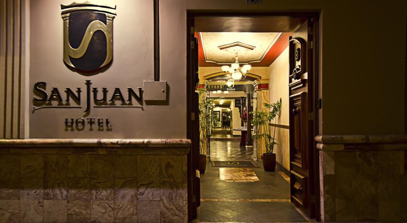 Hotel San Juan - Cuenca