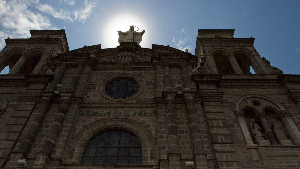 Ibarra - Iglesia de la Merced