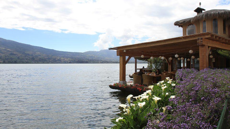 Imbabura - Lago San Pablo