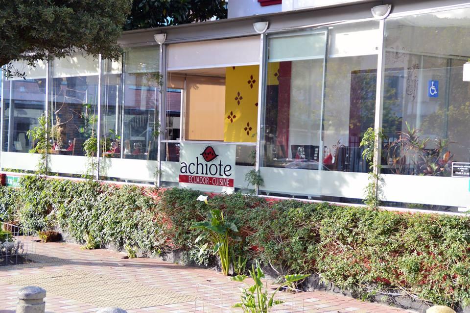 RESTAURANTE ACHIOTE ECUADOR – CUISINE