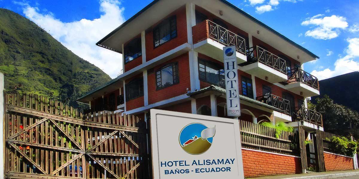 Hotel alisamay ba os de agua santa gu a virtual de - Hoteles en banos ecuador ...
