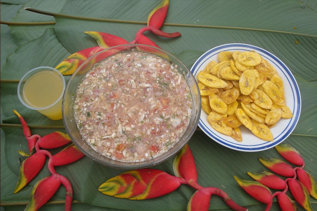 Ceviche comida de un buen cachero peruacute - 3 2