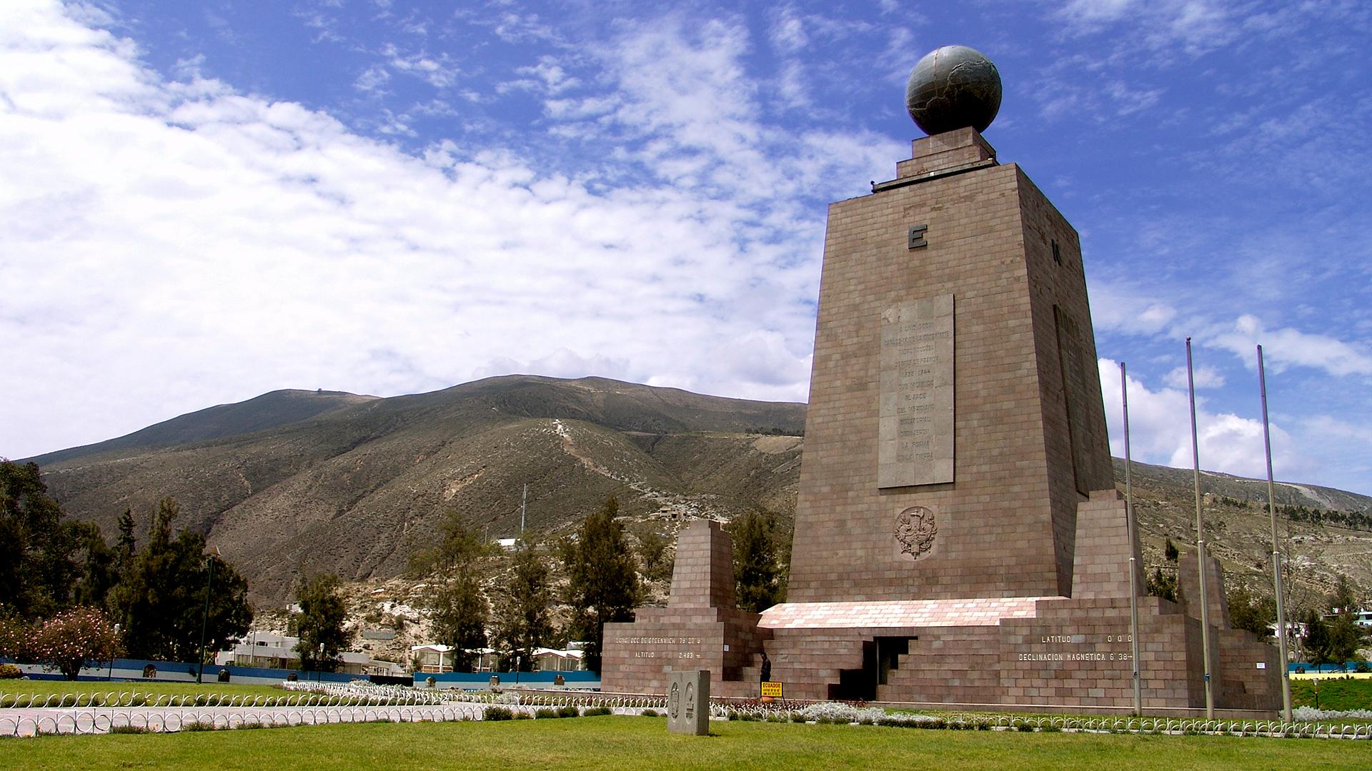 Quito - Ciudad Mitad del Mundo