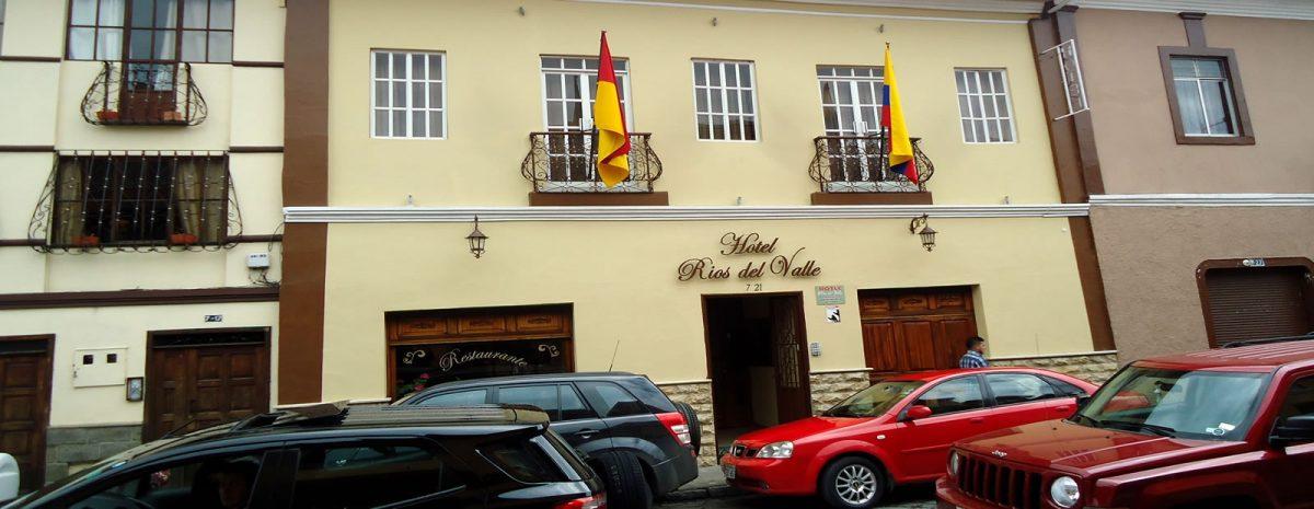 Hotel Rios del Valle - Cuenca