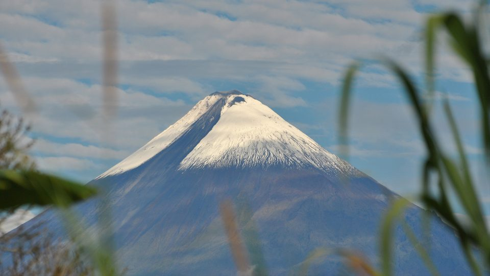 Morona Santiago - Volcán Sangay