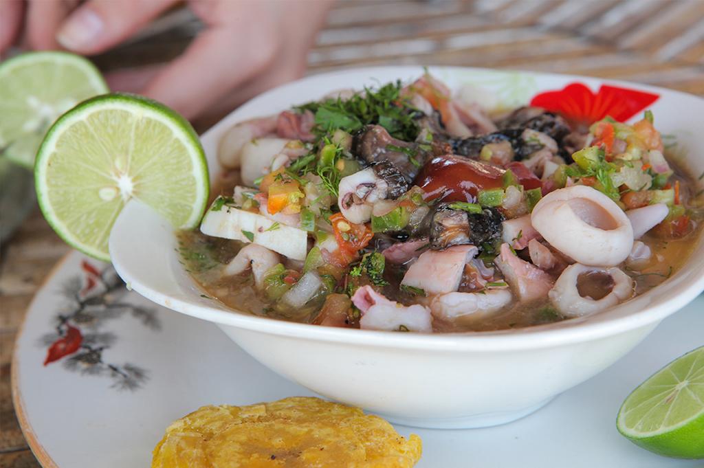 Gastronomía - Santa Elena