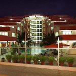"""HOTEL EL MÁRQUES <img src=""""http://turismoaccesible.ec/site/wp-content/uploads/accesibilidad/alta3_p.png""""  width=""""50px"""">"""
