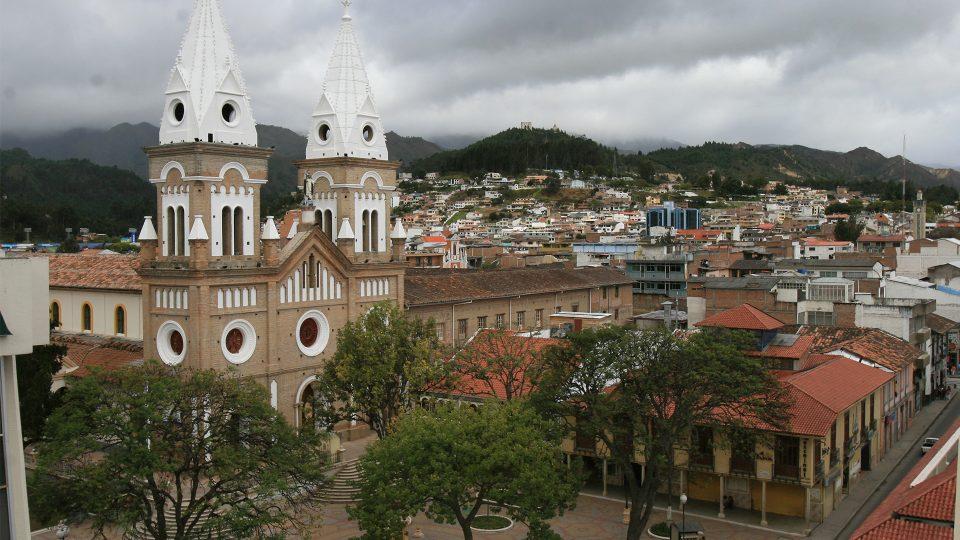 Loja - Iglesia Sto. Domingo