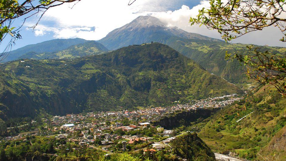 Tungurahua - Baños de Agua Santa