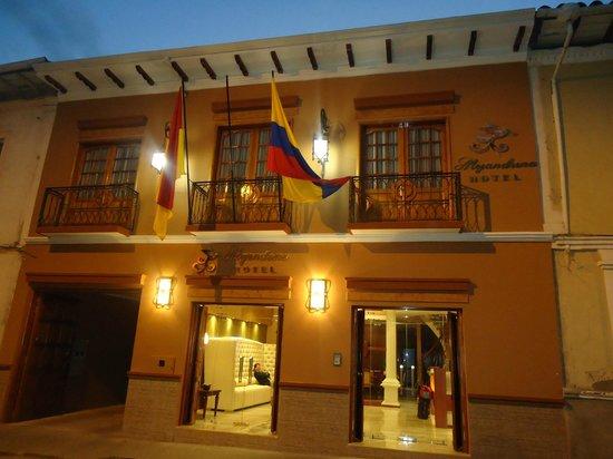 HOTEL ALEJANDRINA