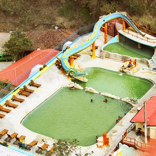 Hostería Santa Agua Chachimbiro | Hostería Santa Agua Chachimbiro | Guía Virtual de Turismo Accesible para personas con Discapacidad