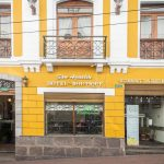 """Hotel San Agustin <img src=""""http://turismoaccesible.ec/site/wp-content/uploads/accesibilidad/semaforo_medio1.png""""  width=""""150px"""">"""